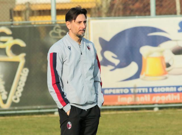 Luca Vigiani (Foto: Bologna FC)