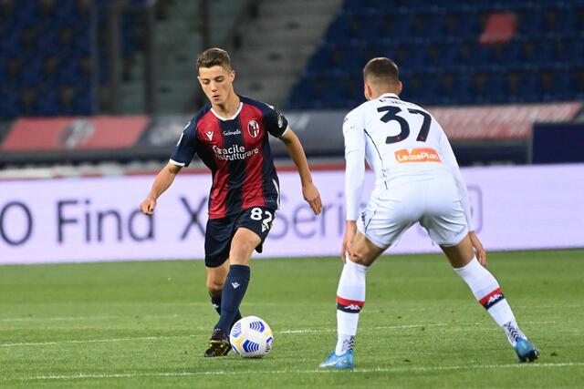 Kacper Urbanski (Foto: Bologna FC)