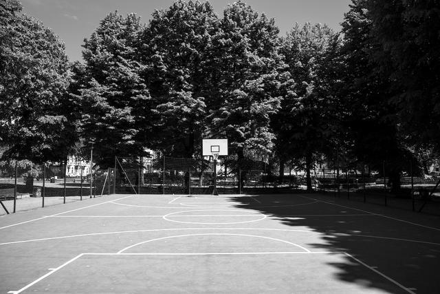 Il playground di Aspro Park