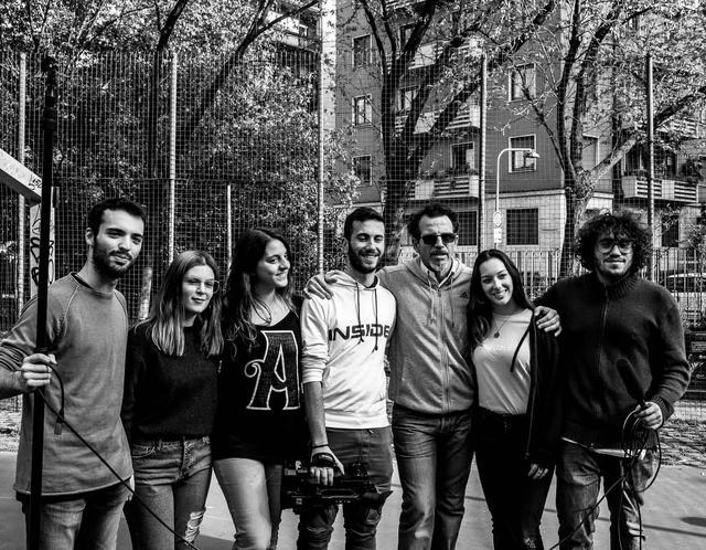 11-12 aprile: due giorni di riprese insieme a Germano, gli studenti dell'Università IULM e i fotografi di PhotoMilano