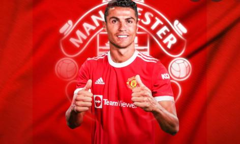 Ronaldo Manchester United (eurosport.it)