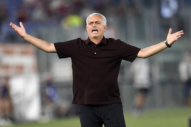 Mourinho Roma