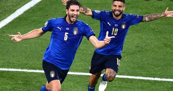 italia-Austria formazioni ufficiali