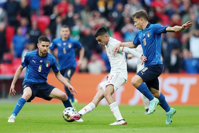 Italia-Spagna streaming (ph Image Sport)