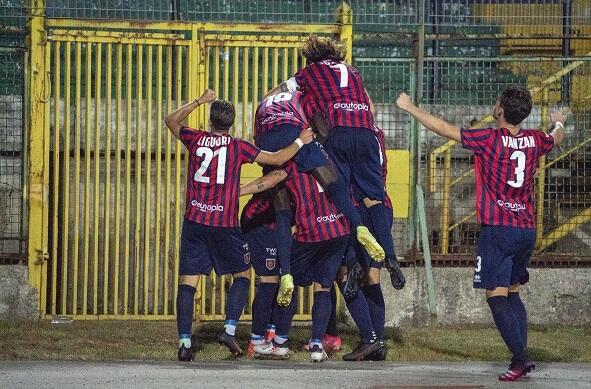 Taranto-Palermo streaming (ph. Twitter)