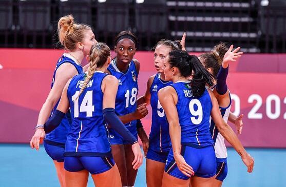 Serbia-Italia, volley femminile streaming (ph. Twitter)