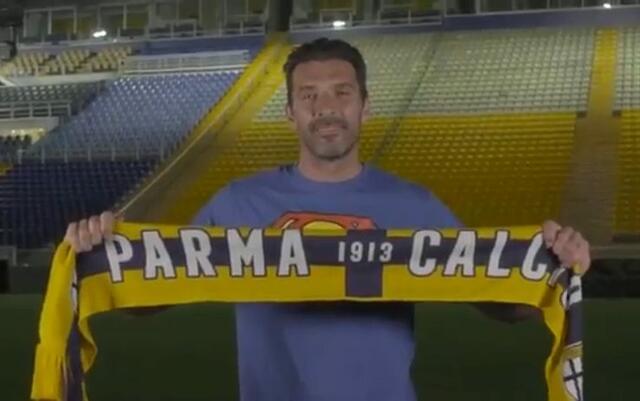 Buffon Parma