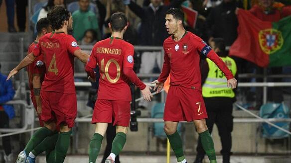 Portogallo-Irlanda streaming