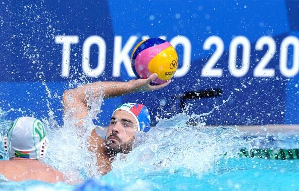 Italia-Serbia pallanuoto maschile streaming (ph. Twitter)
