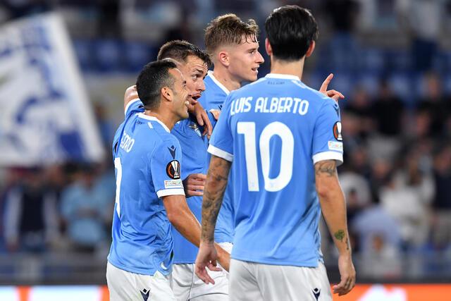 La Lazio perde 3-0 a Bologna (foto Image Sport)