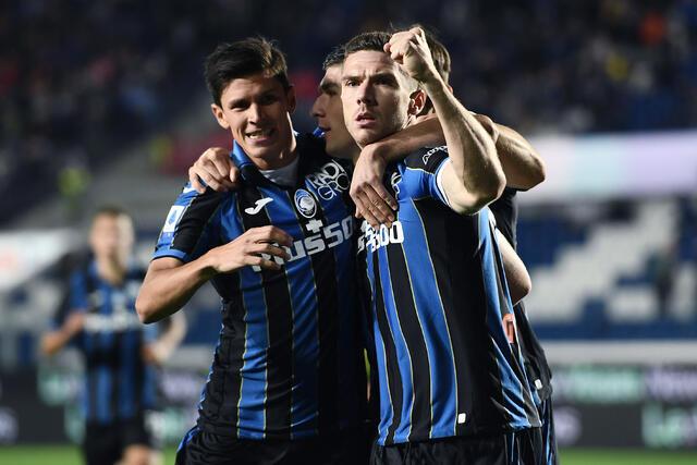 Atalanta-Milan streaming (ph Image Sport)