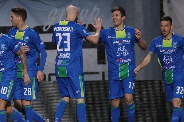 Feralpisalò-Alessandria 1-0: Scarsella decide il match di andata del Turina