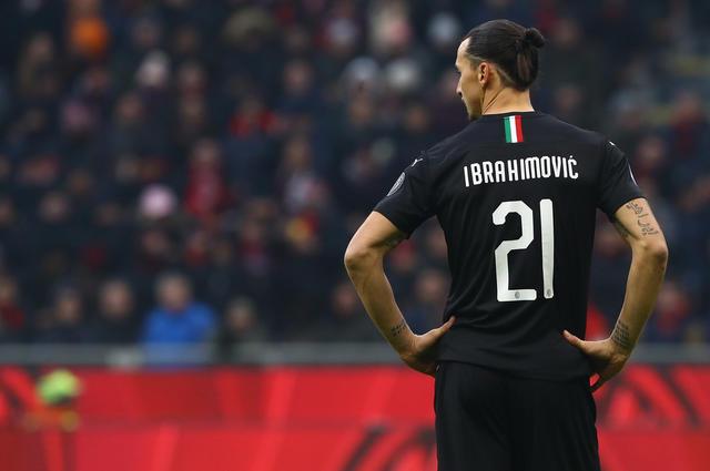 Zlatan Ibrahimovic, foto: zimbio.com