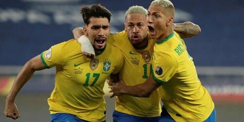 Brasile-Argentina streaming