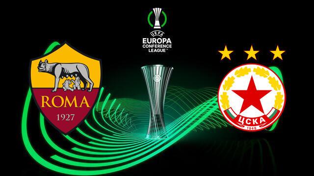 Roma - CSKA Sofia, Conference League